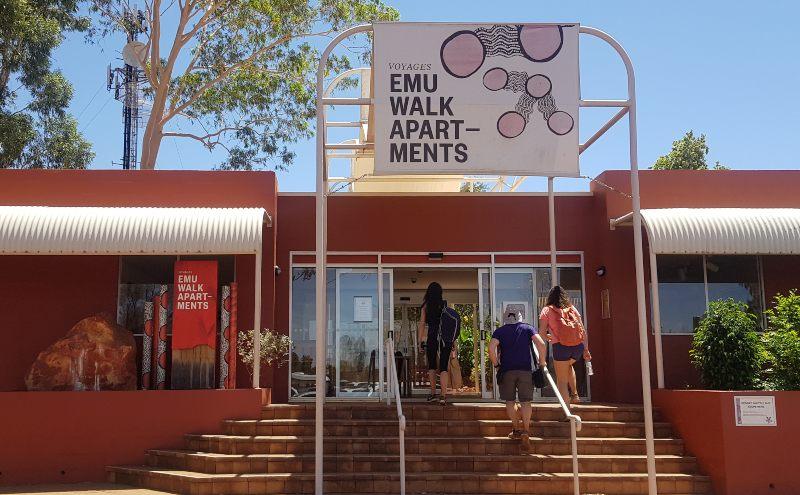 Emu Walk Apartments Ayers Rock Resort Yulara
