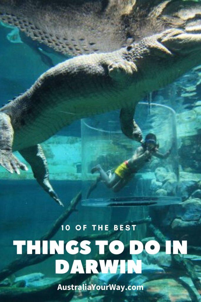 10 best things to do in Darwin