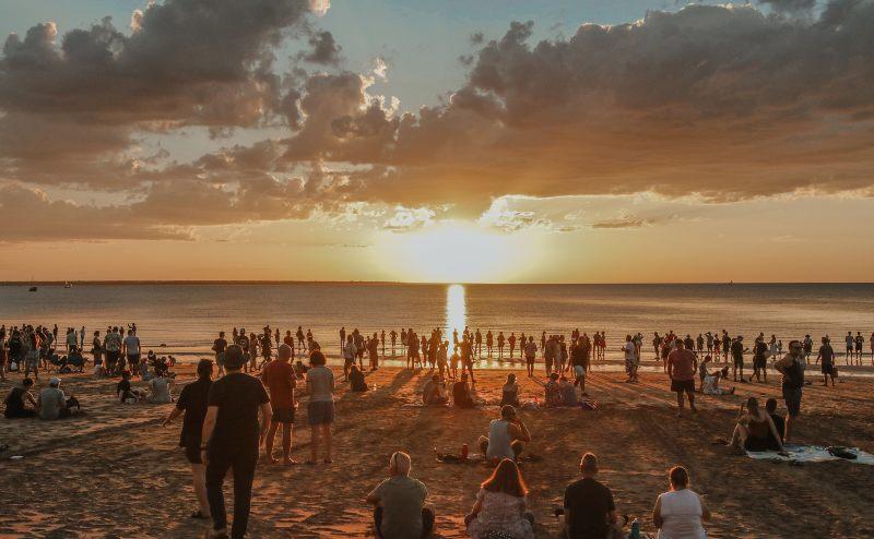 Mindil Beach Markets Darwin Northern Territory