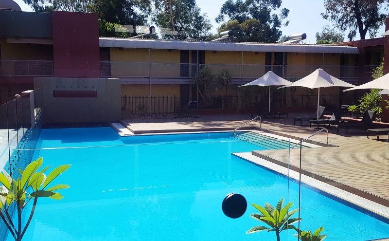 Lost Camel Pool Uluru