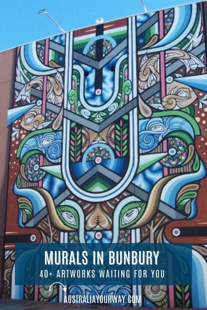 Murals in Bunbury