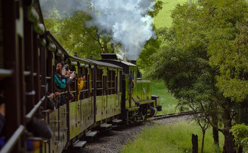 Puffing Billy Day Trip Melbourne