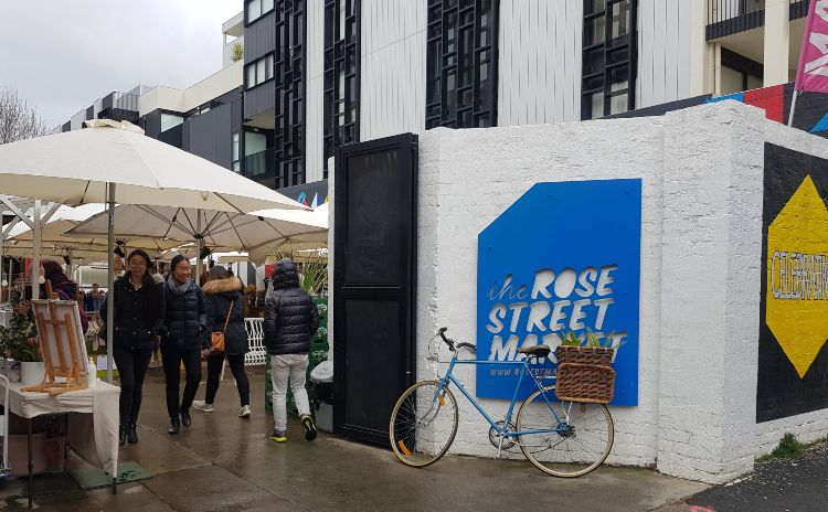 Rose Street Market Fitzroy