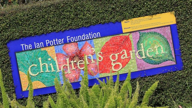 Royal Botanic Garden Childrens Garden 1