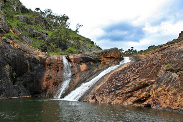 Serpentine Falls day trip from Perth