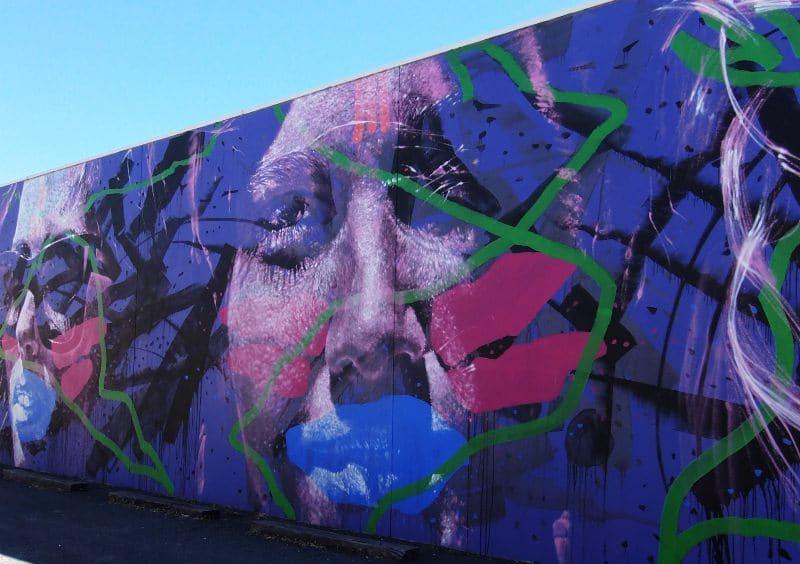 Vans The Omega Mural in Bunbury