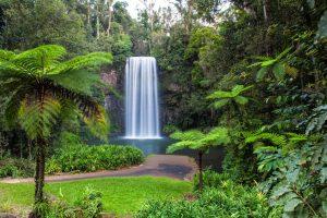 Milla Milla Falls Queensland