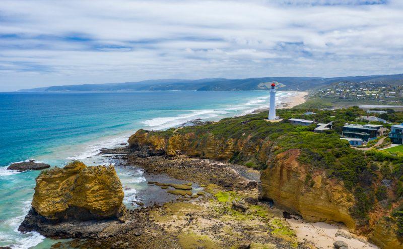 Point Split Lighthouse Aireys Inlet GOR