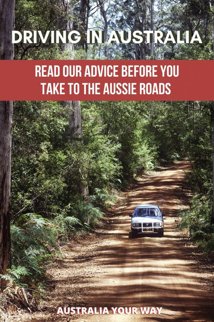Advice for Driving in Australia