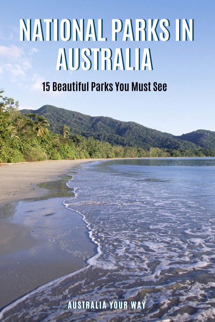 Australia National parks you should visit pin