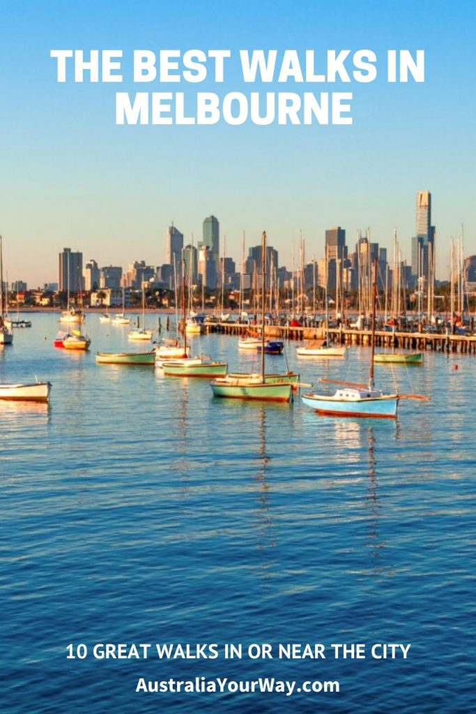 Best walks in Melbourne