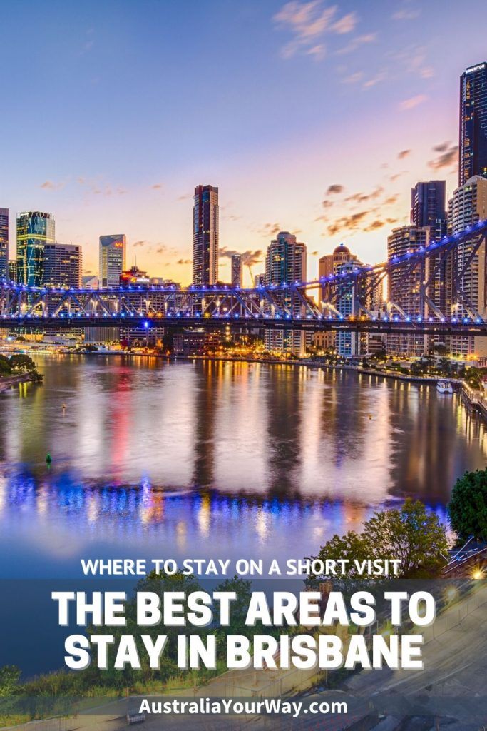 Brisbane Australia where to stay