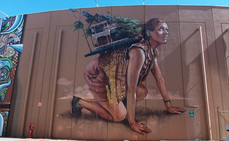 Street Art in Bunbury WA