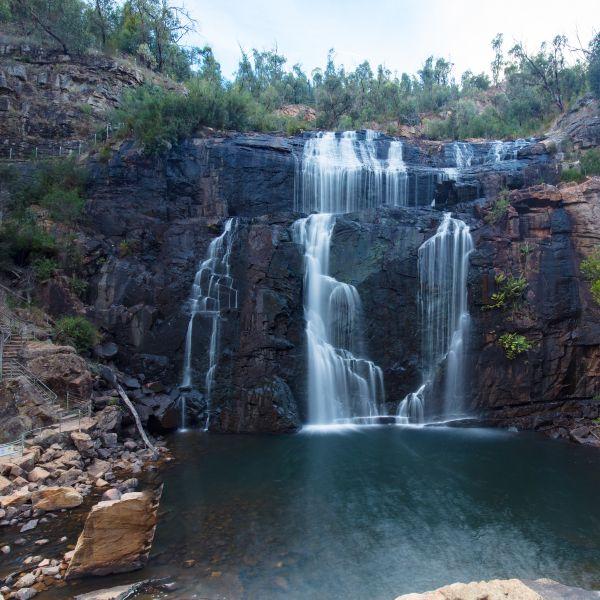 Mackenzie Falls Grampian National Park