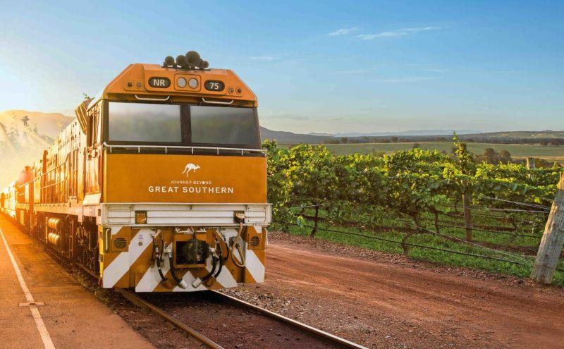 Great South Train Australia
