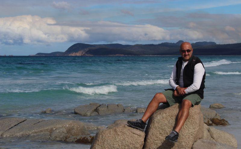 Hiking Tasmania 1
