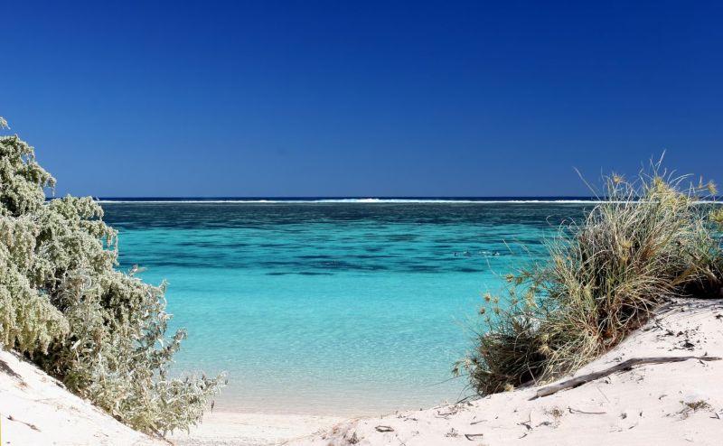 Ningaloo Reef Beach Western Australia 800