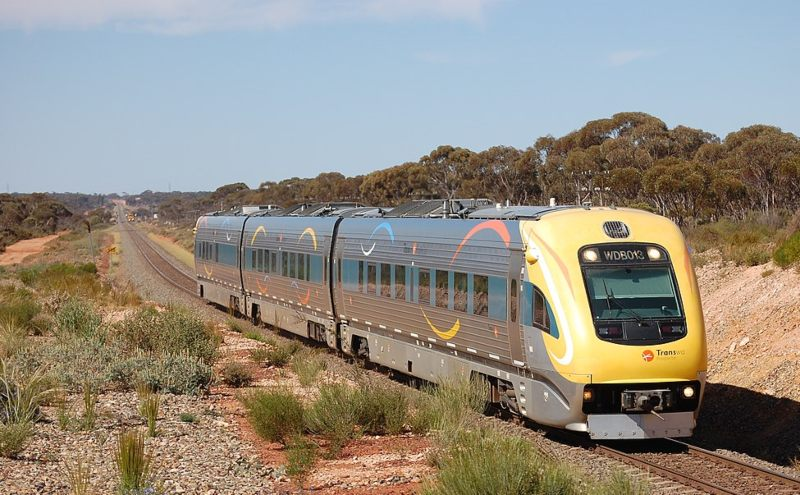 Trains in Australia - Propector