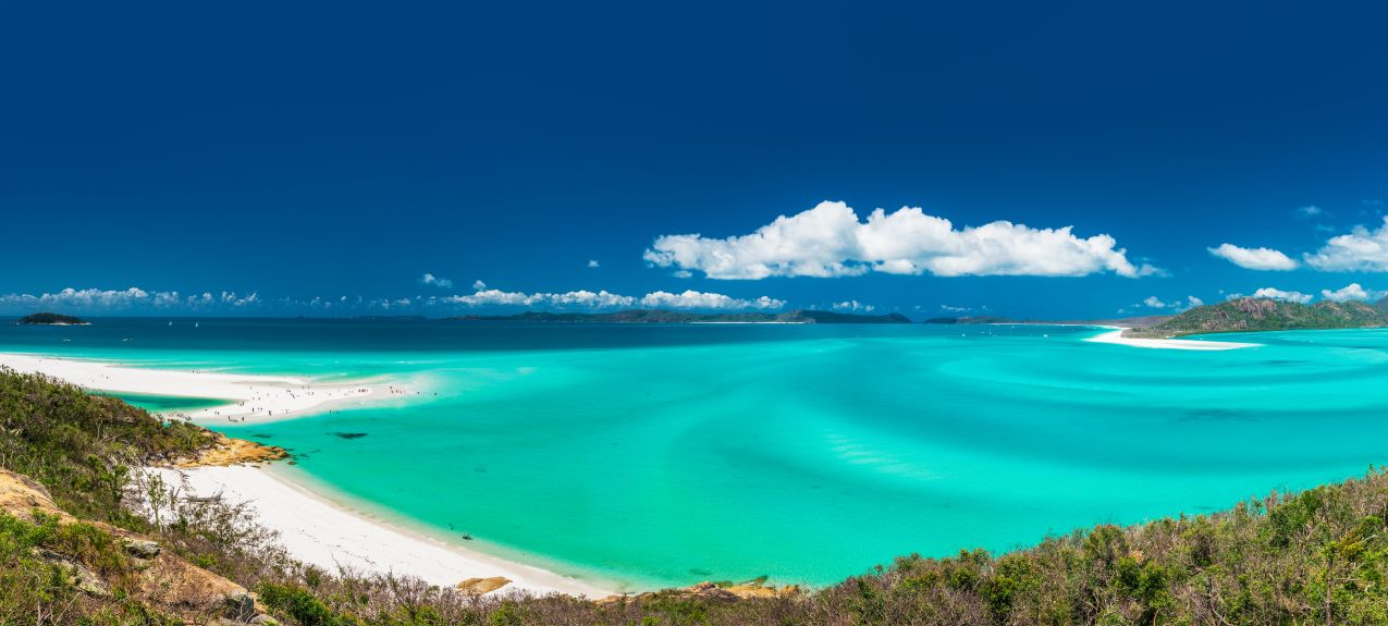 Queenslands Whitehaven Beach