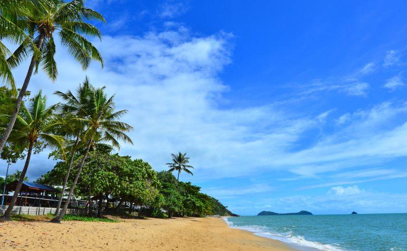 Trinty Beach Cairns Queensland