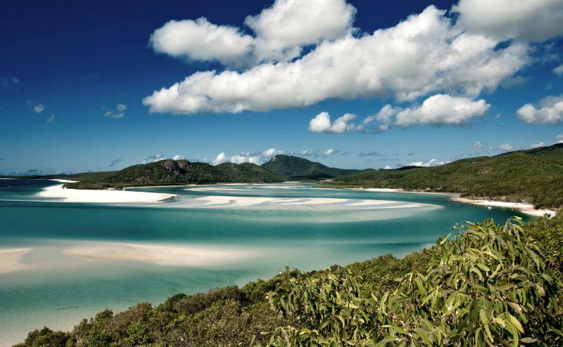 Whitehaven Beach Queensland