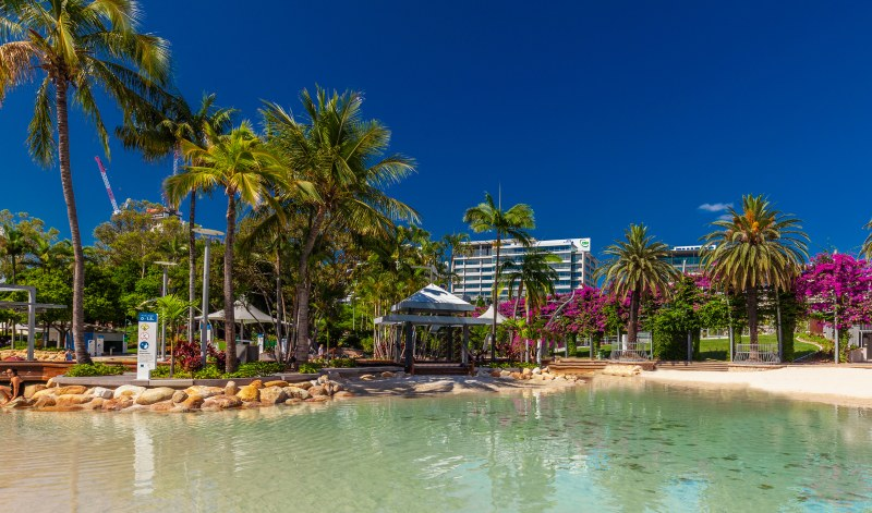 Southbank Beach Queensland
