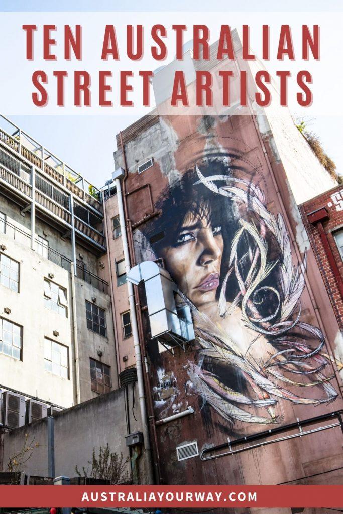 10 aussie street artists