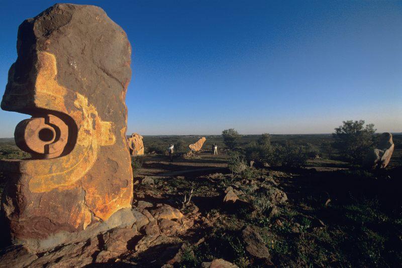 Broken Hill Sculpture Symposium. Australia