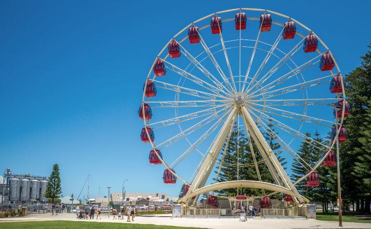 Esplanade Park Fremantle Wheel WA