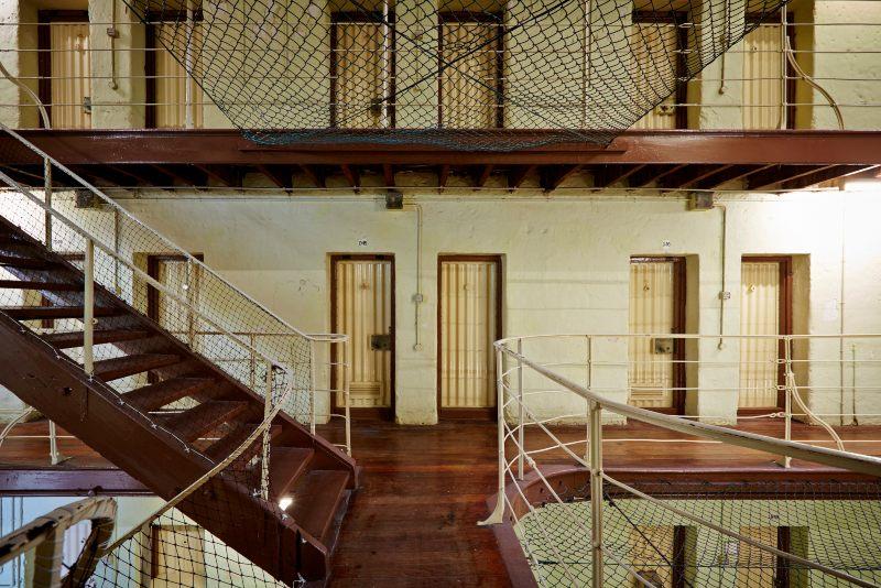 Fremantle Prison Perth WA