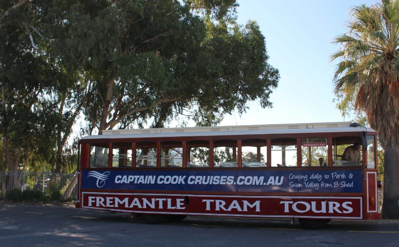 Fremantle Tram Perth