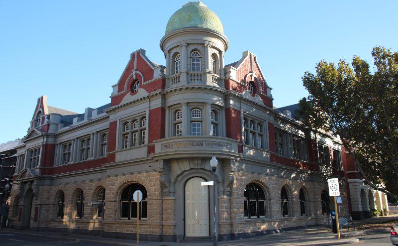 Fremantle old building