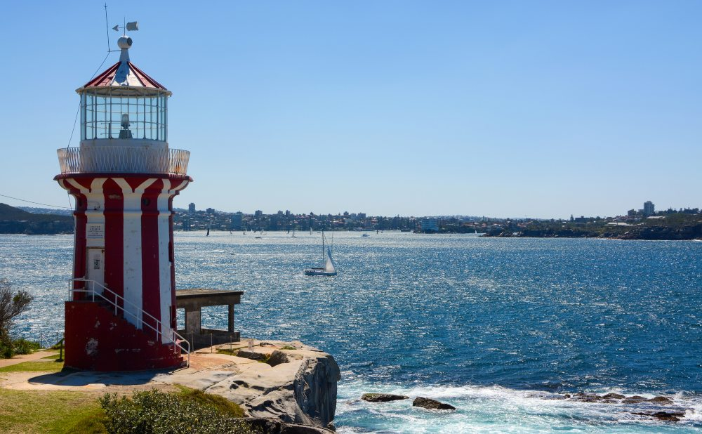 Hornby Lighthouse Watsons Bay Sydney Australia