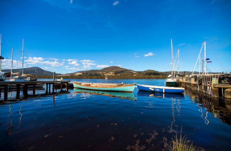 Huon River Mandatory credit Tourism Tasmania & Rob Burnett 800