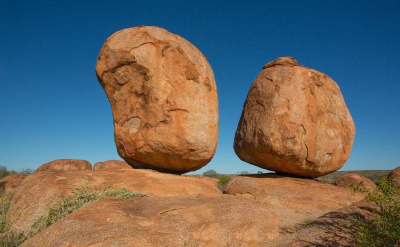 Karlu Karlu aka Devils Marbles Northern Territory Australia