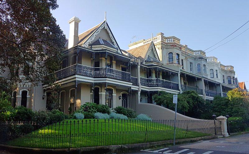 Newtown architecture Sydney Australia