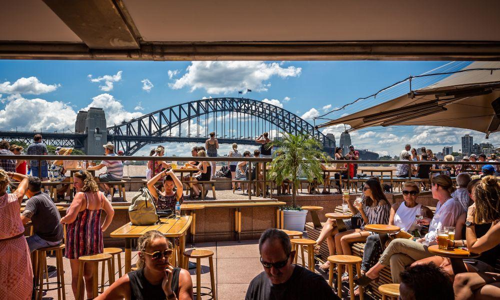 Opera Bar Sydney Australia