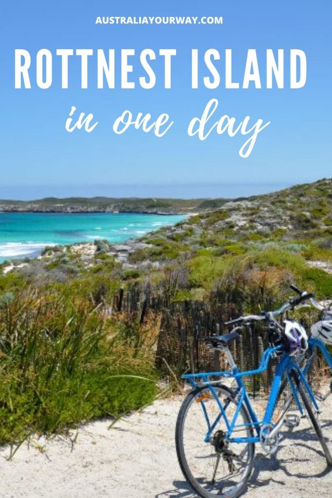 Rottnest Island Western Australia in one day