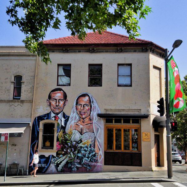 Scott Marsh Marriage debate Redfern NSW