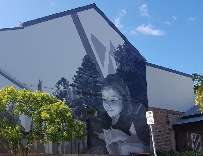 Sharon Billinge Newtown NSW