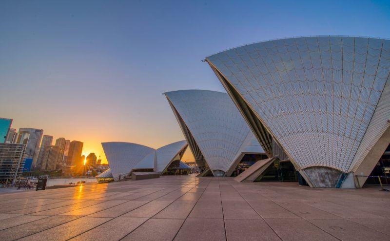 Sydney Opera House 800