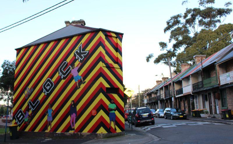 The Block Redfern