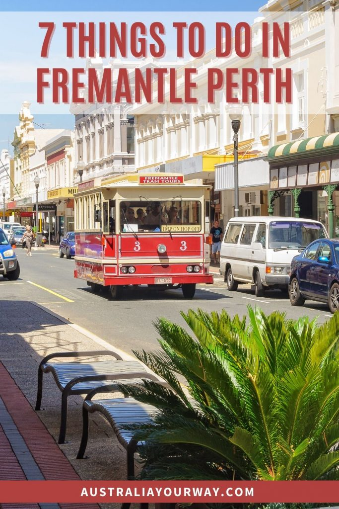 Things to do in Fremantle Perth