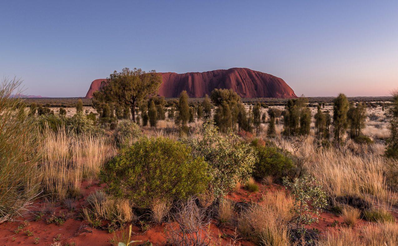 Uluru Australia Itinerary