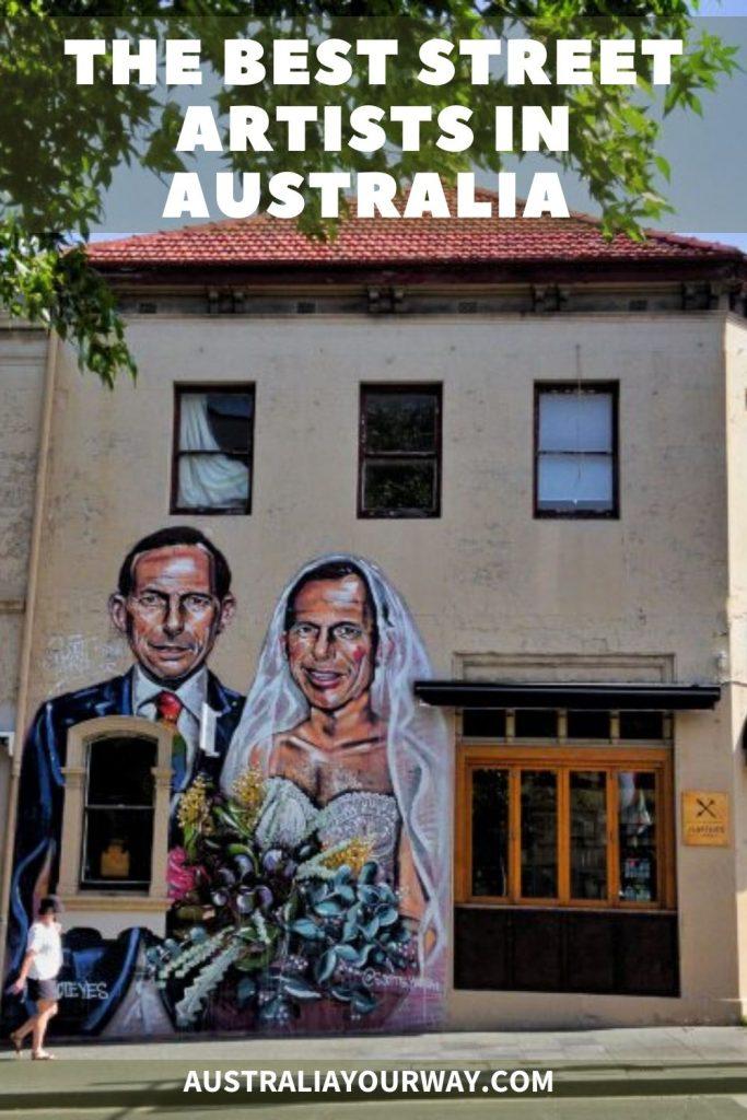 australias best street artists
