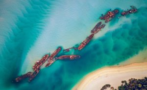 Tangalooma Wrecks Morton Island Queensland