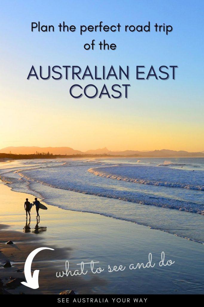 Australia East Coast Itinerary