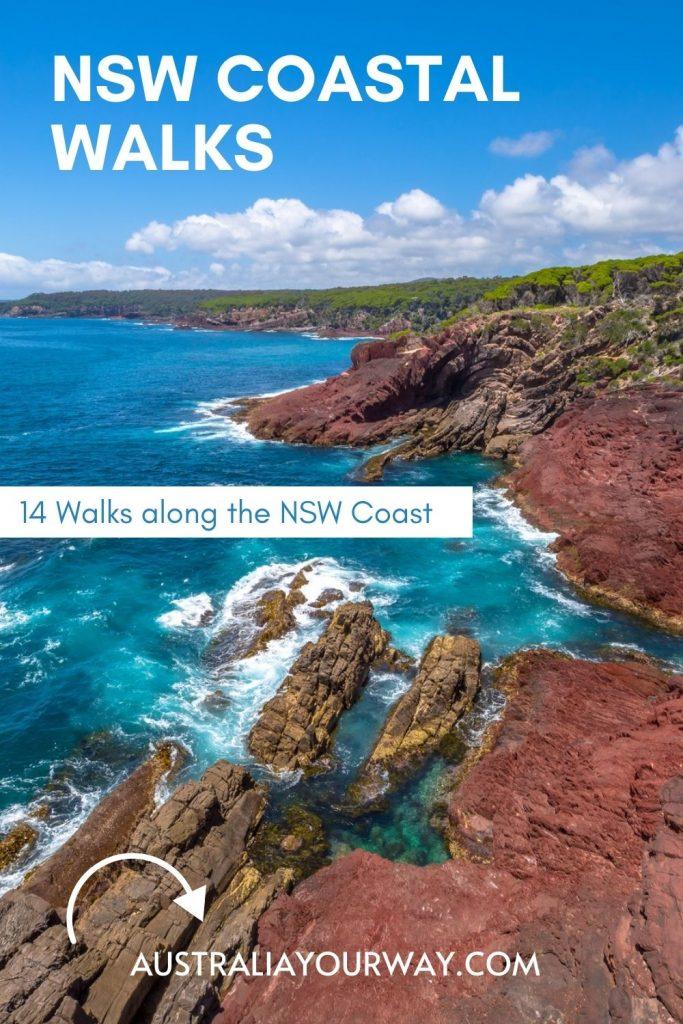 Walks on the NSW Coast