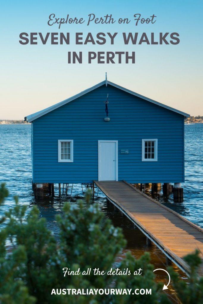 Perth Self Guided walks