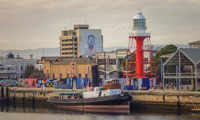 Port Adelaide Day trip